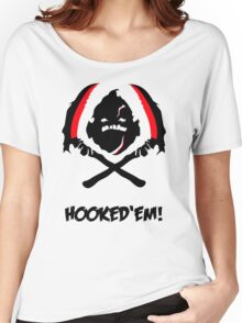 Dota - Hooked Em Women's Relaxed Fit T-Shirt