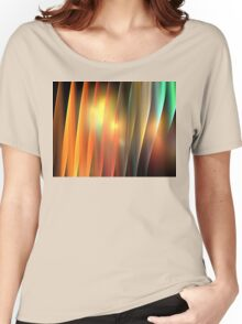 Harmony Waves Women's Relaxed Fit T-Shirt