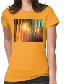 Harmony Waves Womens Fitted T-Shirt
