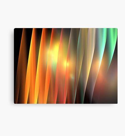 Harmony Waves Metal Print