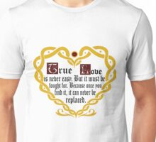 True Love: Once Upon a Time Unisex T-Shirt