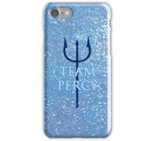 Team Percy iPhone Case/Skin