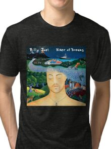 BILLY JOEL RIVER DREAMS 2017 Tri-blend T-Shirt