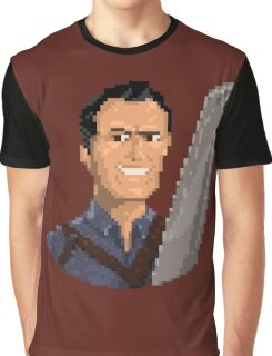 Ash Graphic T-Shirt