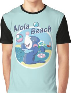 Alola Beach Graphic T-Shirt