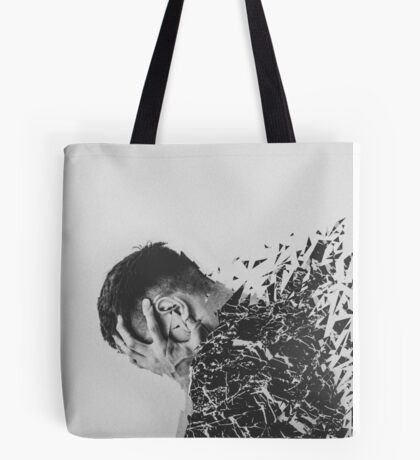 Defragmentation Tote Bag