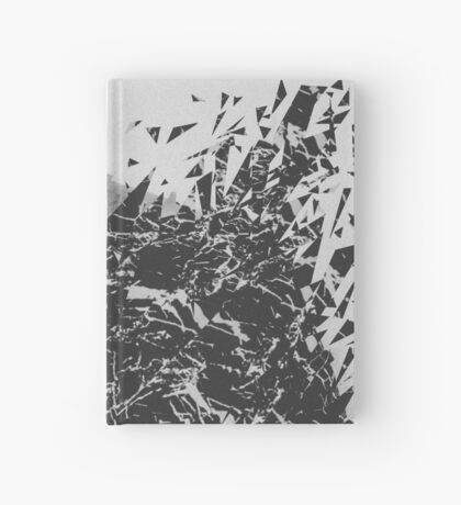 Defragmentation Hardcover Journal