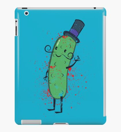 Mr. Pickles iPad Case/Skin
