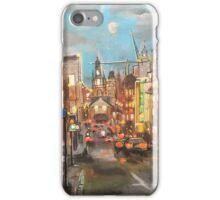 Glasgow Moon iPhone Case/Skin