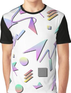 80s revival Graphic T-Shirt
