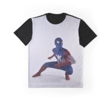 Captain SpiderMan - DavidMenziesCosplay Graphic T-Shirt