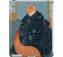 The Fox's Wedding iPad Case/Skin
