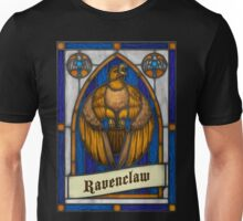 Stained Glass Series - Ravenclaw Unisex T-Shirt