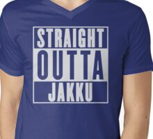 Straight Outta Jakku Mens V-Neck T-Shirt