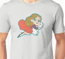 Supergirl and Krypto Unisex T-Shirt