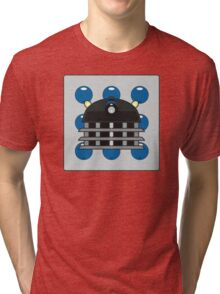 Dalek - Mission To The Unkonwn Tri-blend T-Shirt