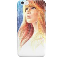Jennifer Lawrence iPhone Case/Skin