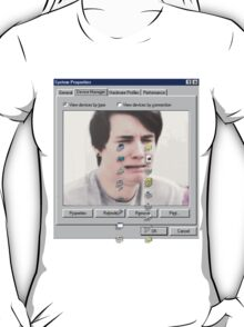 Dan crying T-Shirt