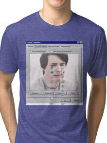 Dan crying Tri-blend T-Shirt