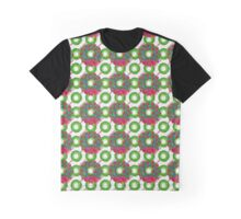 Christmas Wreaths 16 Graphic T-Shirt