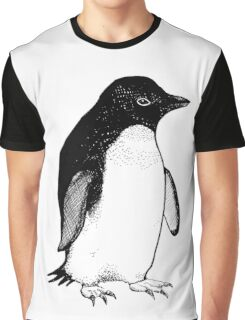 Cute Penguin illustration Graphic T-Shirt