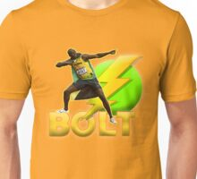 Usain Bolt  Olympic Jamaica Unisex T-Shirt