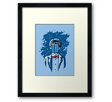 Who Is the Son of Time Framed Print