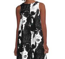 """Dress to Kill"" A-Line Dress"