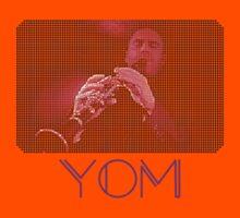 Yom Klezmer Clarinet Kids Clothes