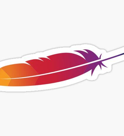 Apache logo Sticker