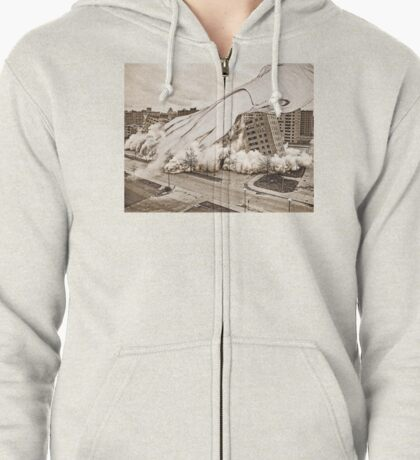 The Crush Zipped Hoodie