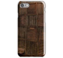 Urban Decay Porto Vintage Linen iPhone Case/Skin