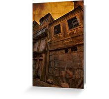 Urban Decay Porto Vintage Linen Greeting Card