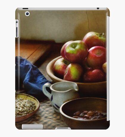 Food - Fruit - Ready for breakfast iPad Case/Skin
