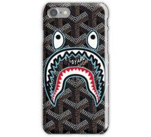 bape goyard iPhone Case/Skin