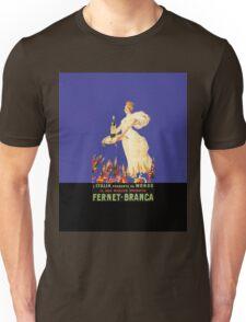 Branca Fernet Unisex T-Shirt