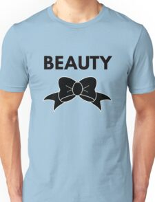Women's Beauty - Power Couple Relationship Unisex T-Shirt
