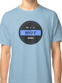 This is Not Normal Seal Classic T-Shirt