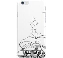 Railwhale iPhone Case/Skin