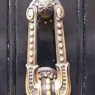 Sherlock's Door Knocker by L.W. Turek