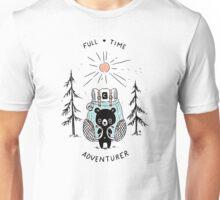 Adventure Bear Unisex T-Shirt