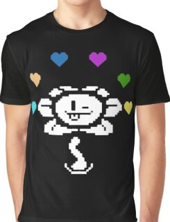 Flowey from Undertale Graphic T-Shirt