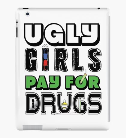 Drugs iPad Case/Skin