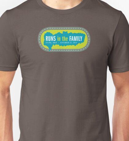 Celina Marathon - Centered Logo Unisex T-Shirt