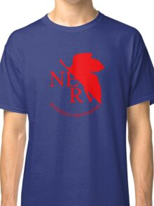 NERV ver.black Classic T-Shirt
