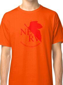 NERV ver.white Classic T-Shirt