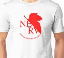 NERV ver.white Unisex T-Shirt