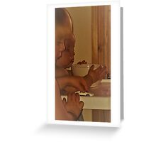 Brothers Love Greeting Card