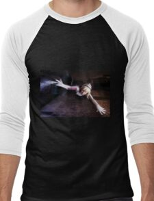 Spider-Gwen (EDIT) Men's Baseball ¾ T-Shirt