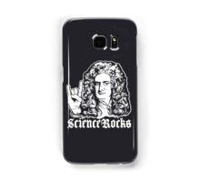 Sir Isaac Newton Science Rocks Samsung Galaxy Case/Skin
